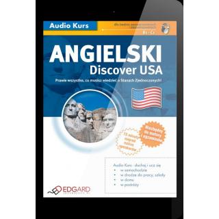 Angielski Discover USA (E-book + mp3)