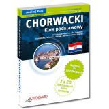 Chorwacki Kurs podstawowy (Książka + 3 x Audio CD )