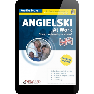 Angielski At Work (E-book + mp3)