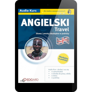 Angielski Travel (E-book + mp3)