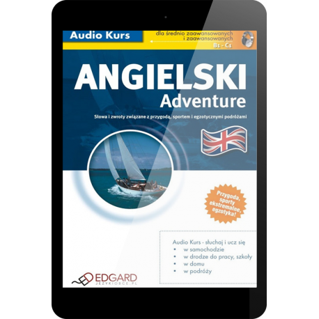 Angielski Adventure (E-book + mp3)