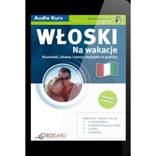 Włoski Na wakacje (E-book + mp3)