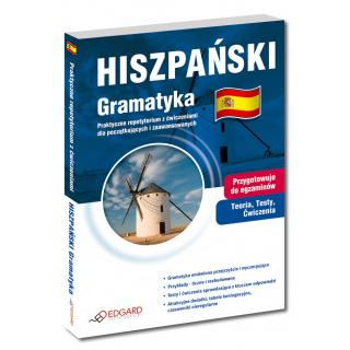 Hiszpański Gramatyka (Książka)