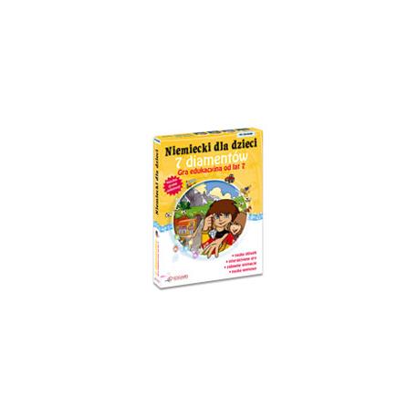 Niemiecki dla dzieci 7 Diamentów (1 x CD-ROM)