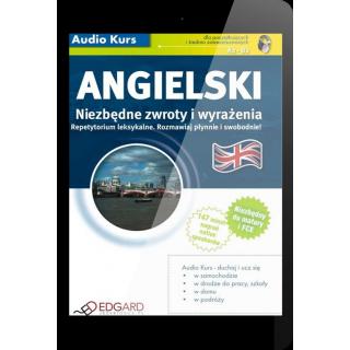 Angielski Niezbędne zwroty i wyrażenia (E-book + mp3)