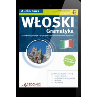 Włoski Gramatyka (E-book + mp3)