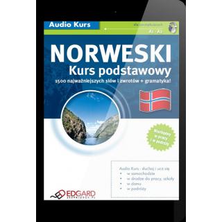 Norweski Kurs podstawowy (E-book + mp3)