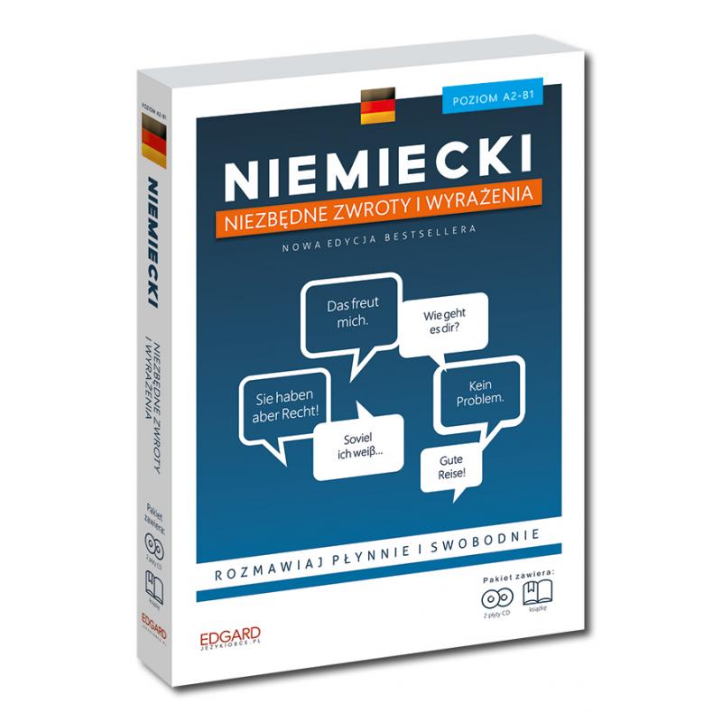 Niemiecki Niezbędne zwroty i wyrażenia. Trzecia edycja