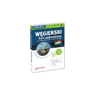 Węgierski Kurs podstawowy (Podręcznik + 2 x Audio CD)
