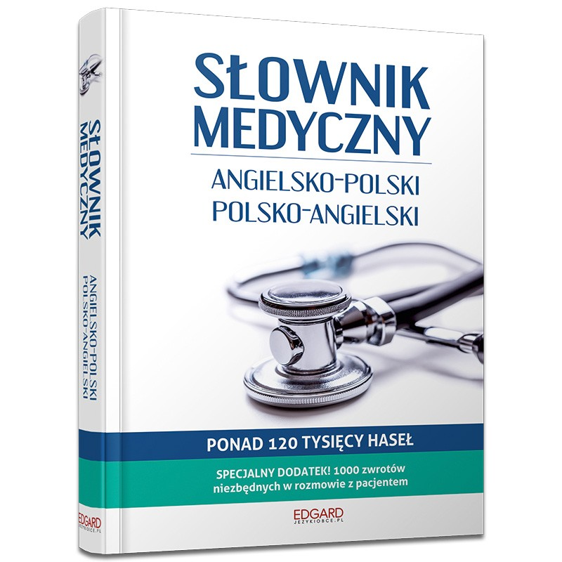 Słownik medyczny polsko-angielski angielsko-polski