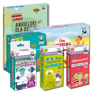 MegaZestaw dla Przedszkolaka (3-5 lat)