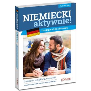Niemiecki AKTYWNIE! Trening na 200 sposobów
