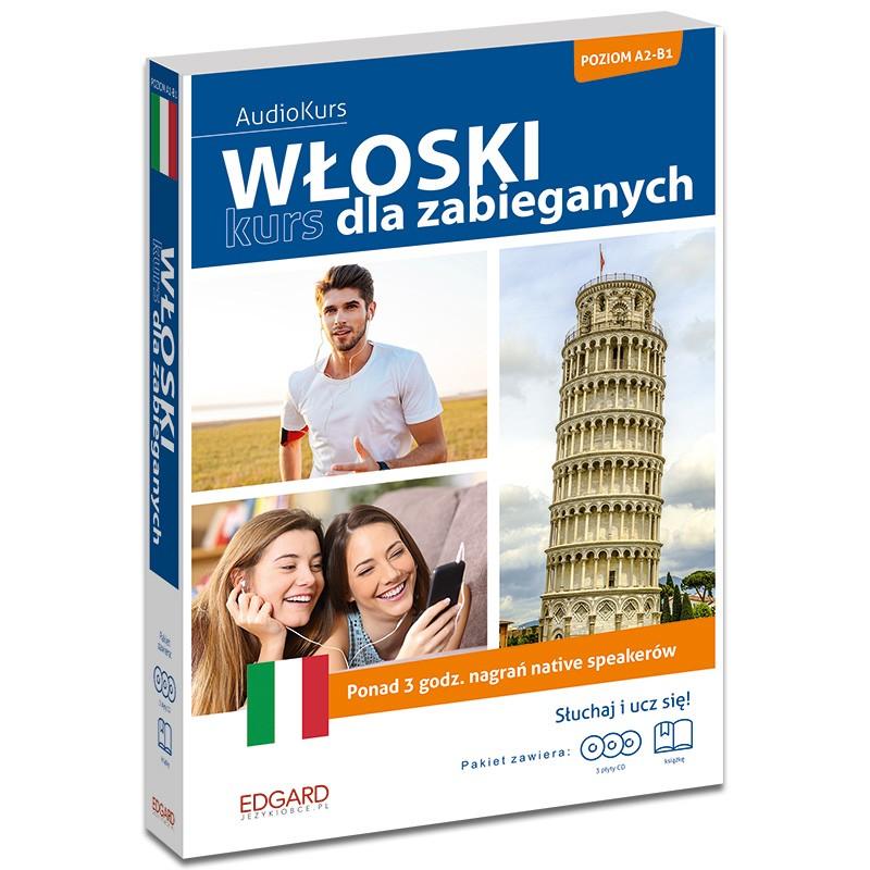 da68548a77f683 Włoski. Kurs dla zabieganych