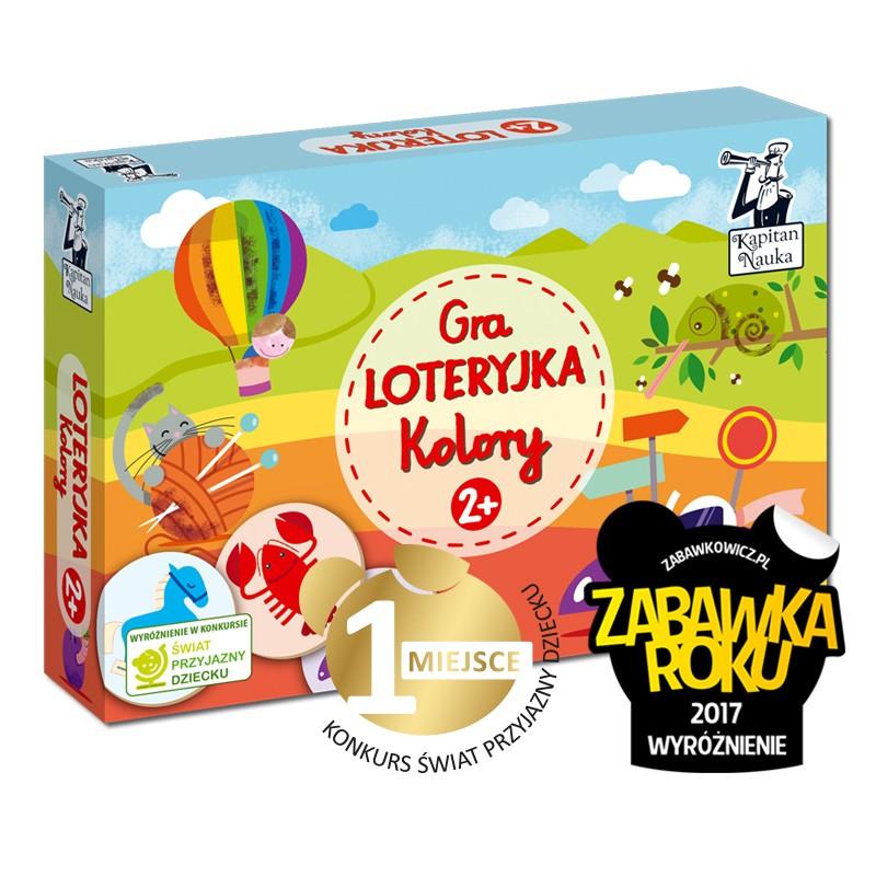 Gra Loteryjka Kolory 2+