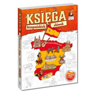 Księga hiszpańskich słówek (7+)