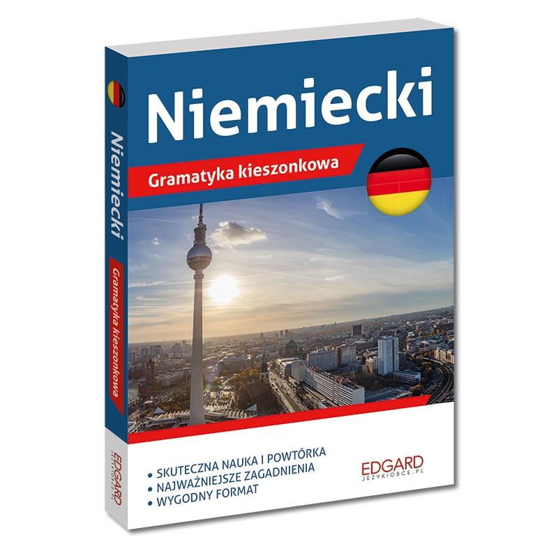 Niemiecki. Gramatyka kieszonkowa