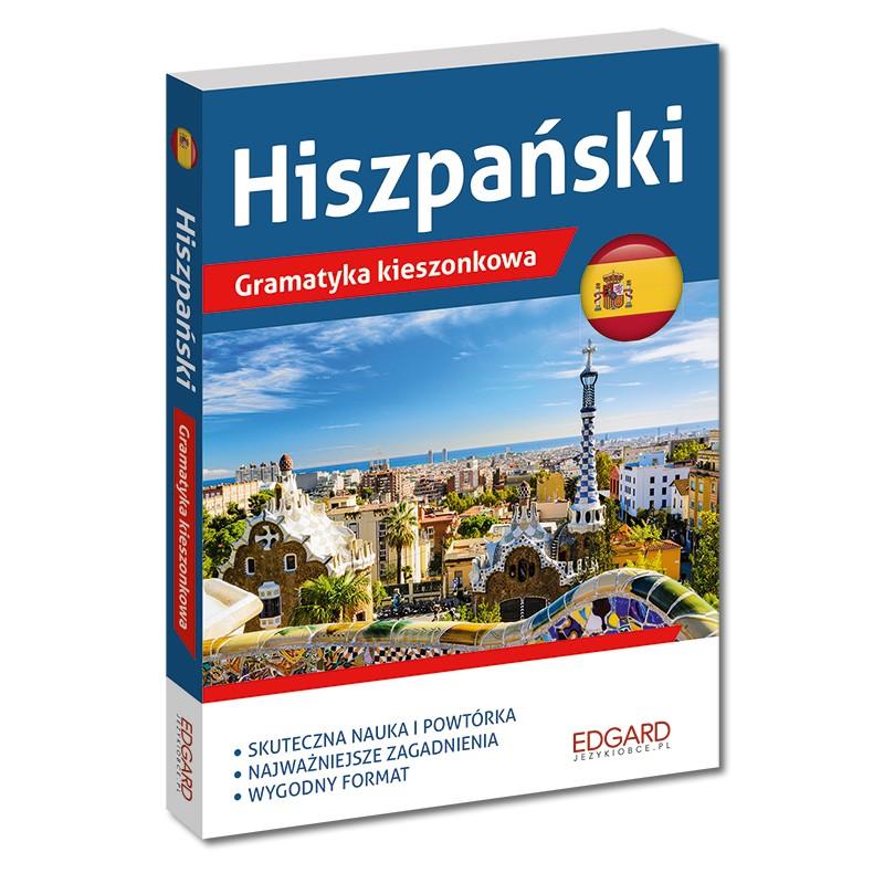 Hiszpański. Gramatyka kieszonkowa