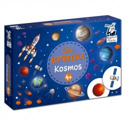 Kapitan Nauka. Loteryjka Kosmos 4+