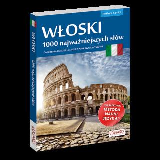 Włoski. 1000 najważniejszych słów