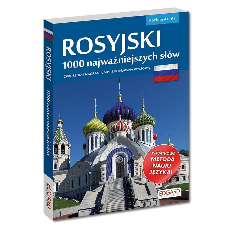 Rosyjski. 1000 najważniejszych słów