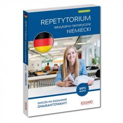 Niemiecki. Repetytorium leksykalno-tematyczne A2-B1