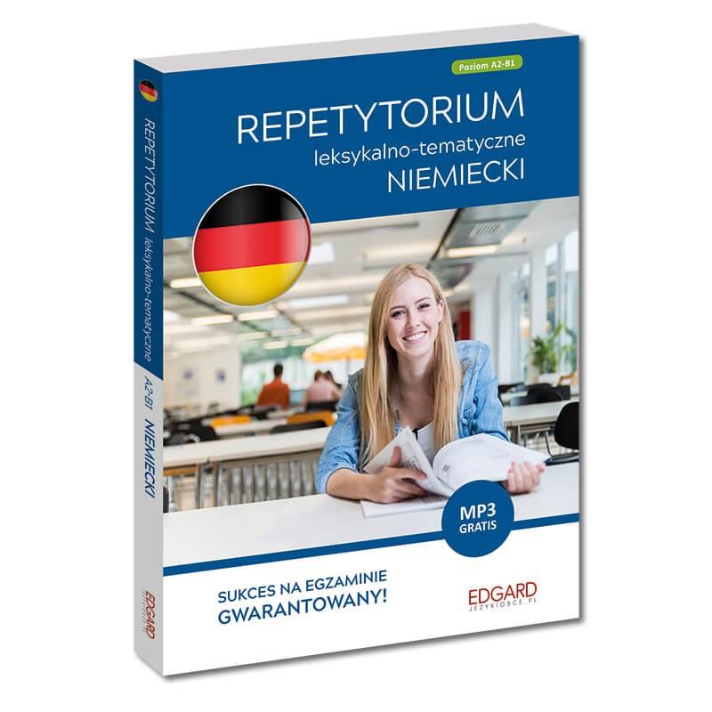 Niemiecki. Repetytorium leksykalno-tematyczne A2-B1 (wydanie 2)