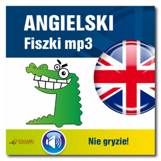 Angielski nie gryzie! Fiszki mp3  (Program + Nagrania do pobrania)
