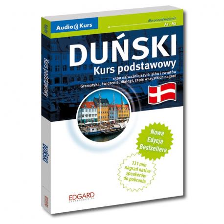 Duński Kurs podstawowy (nowa edycja)