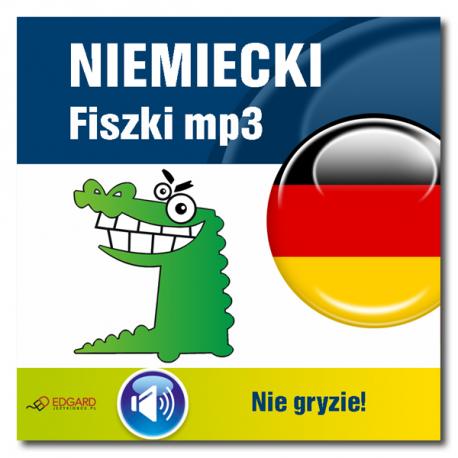 Niemiecki nie gryzie! Fiszki mp3  (Program + Nagrania do pobrania)