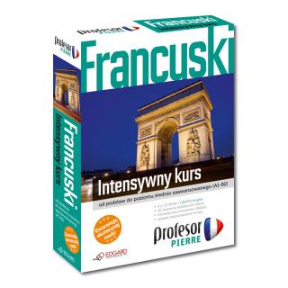 Profesor Pierre Intensywny kurs (4 x CD ROM +...