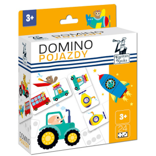 Domino. Pojazdy