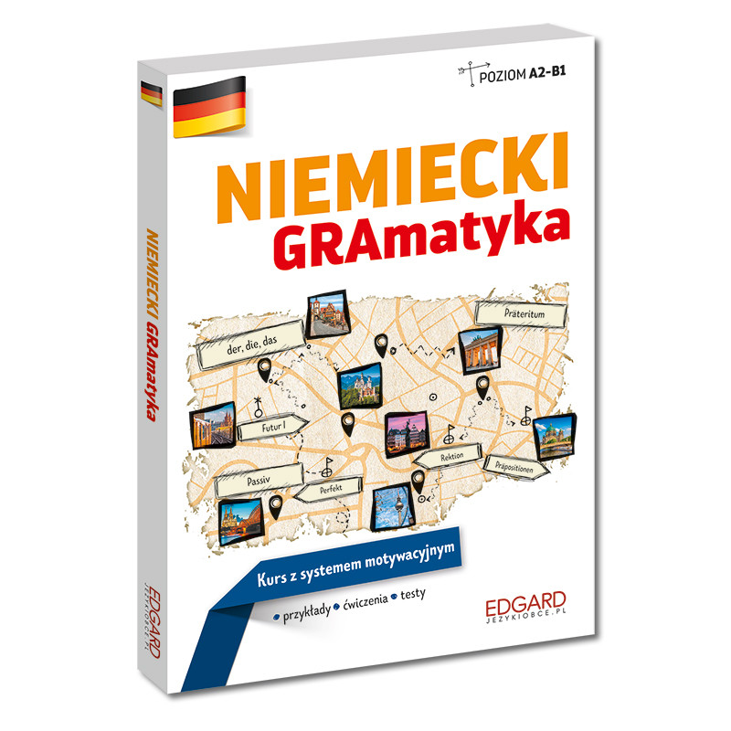 Niemiecki. GRAmatyka