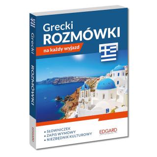 Grecki. Rozmówki na każdy wyjazd