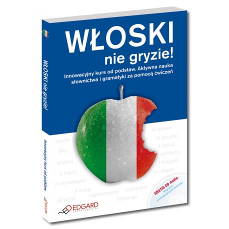 Włoski nie gryzie! + CD - Nowa Edycja (Książka + CD Audio)