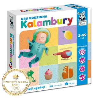 Gra rodzinna Kalambury