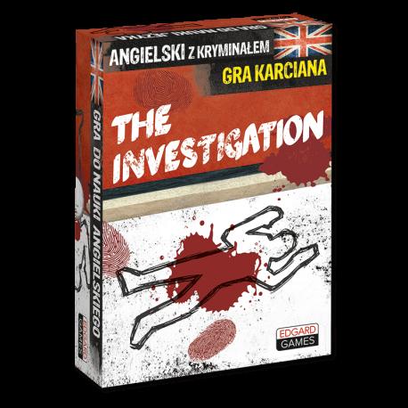 The Investigation. Kryminalna gra karciana do...