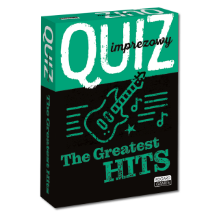 The Greatest Hits. Quiz imprezowy