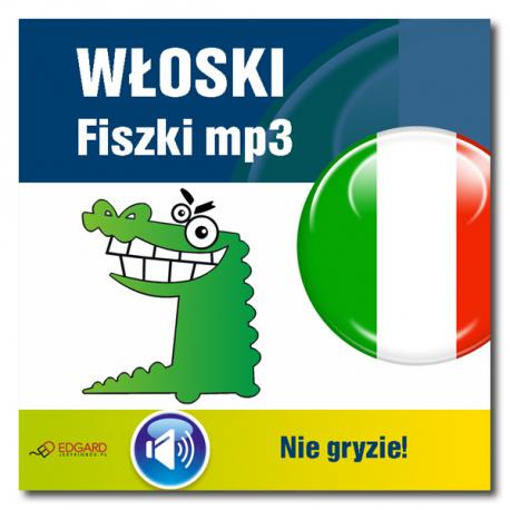 Włoski nie gryzie! Fiszki mp3 (Program + Nagrania do pobrania)