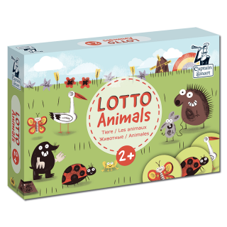 Lotto Animals. Captain Smart