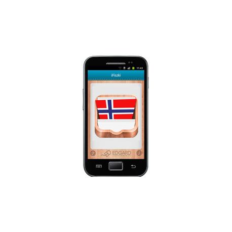 iFiszki Norweski Trening od podstaw - aplikacja mobilna