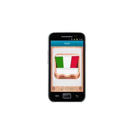 iFiszki Włoski 1000 najważniejszych słówek - aplikacja mobilna