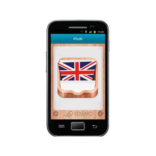 iFiszki Angielski Idiomy - aplikacja mobilna