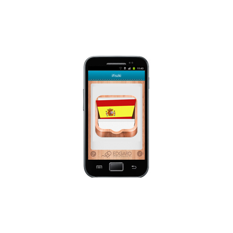 iFiszki Hiszpański 1000 najważniejszych słów - aplikacja mobilna