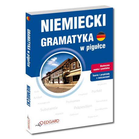 Niemiecki Gramatyka w pigułce (Książka)