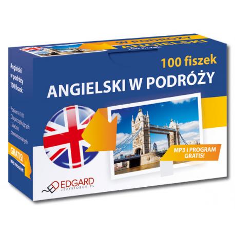 Angielski 100 Fiszek W podróży