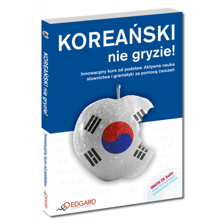 Koreański nie gryzie! +CD