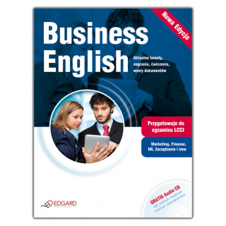 Business English. Nowa Edycja (Książka + Audio CD)