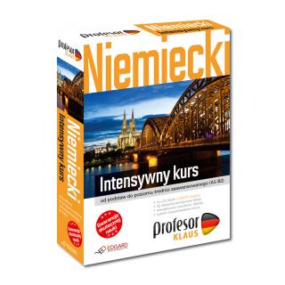 Profesor Klaus Intensywny kurs (4 x CD ROM +...