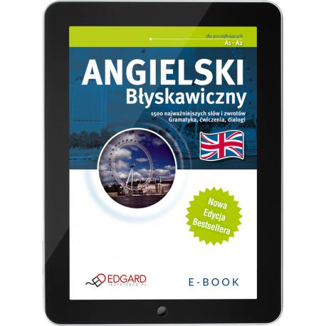 Angielski Błyskawiczny (e-book)