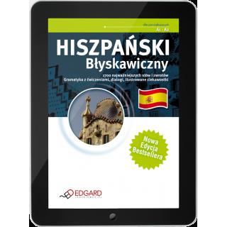 Hiszpański Błyskawiczny (e-book)
